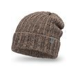 Men's beanie hat with wool